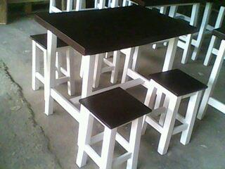 โต๊ะไม้จามจุรี60*90