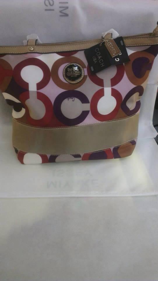 ขาย กระเป๋า Coach Longchamp กร