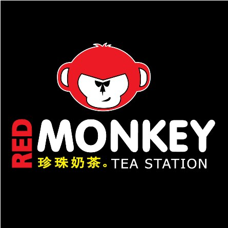 red monkey tea station