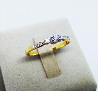 ทำแหวนทองแท้
