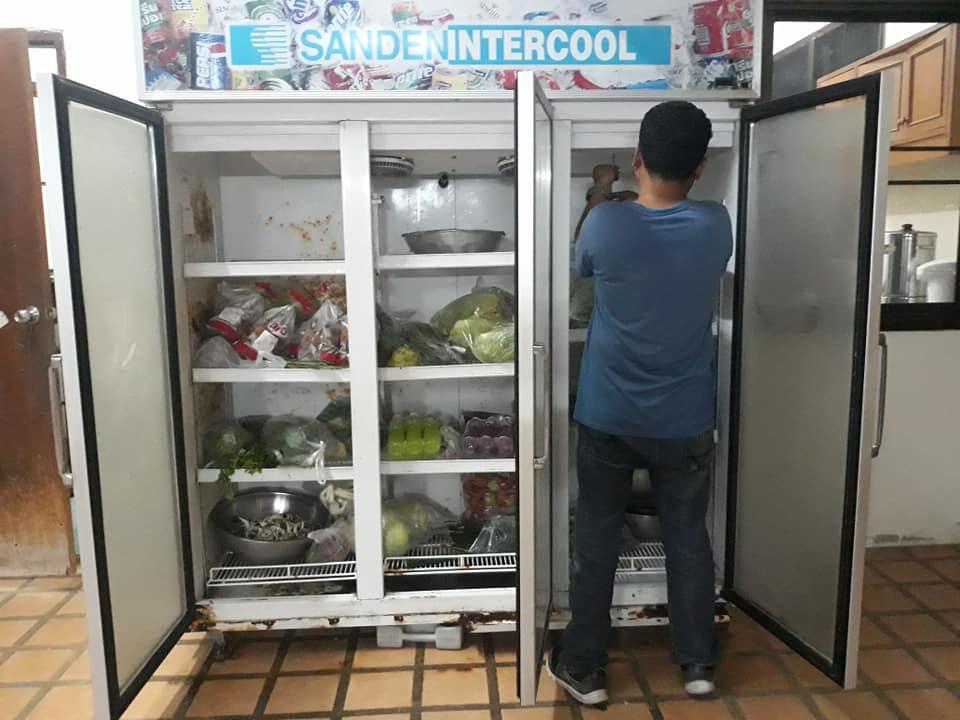 ซ่อมตู้เย็นตู้แช่เชียงใหม่